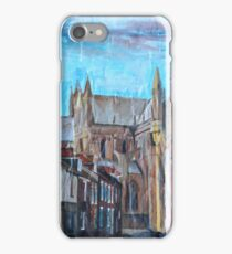 Beverley, Minster iPhone Case/Skin
