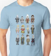 The 12 Doctors T-Shirt