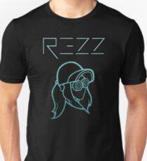 Rezz - Lazer Blue Unisex T-Shirt
