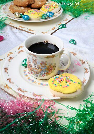 Easter Coffee by Lyndsay Moir