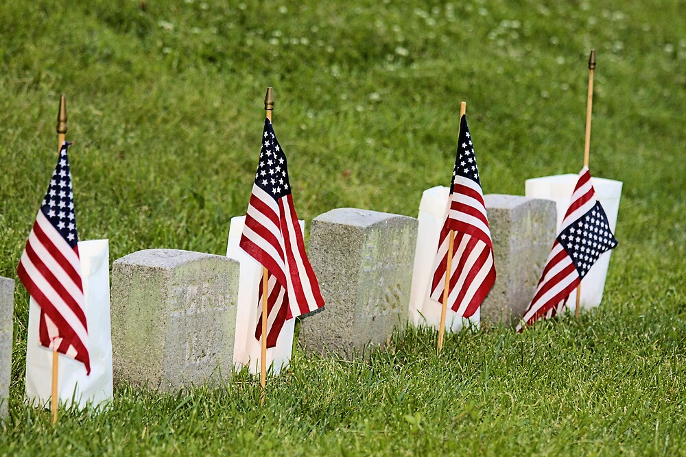 Remembering and Honoring the Fallen I by MGriffiths