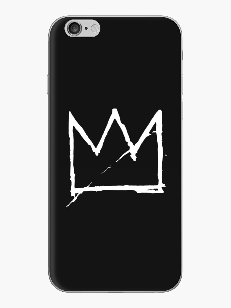 WHI BASQUIAT CROWN by whiteswift