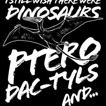 Pterodactyls by mtbiffy