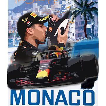 Monaco 2018 Daniel Ricciardo by harrisonformula