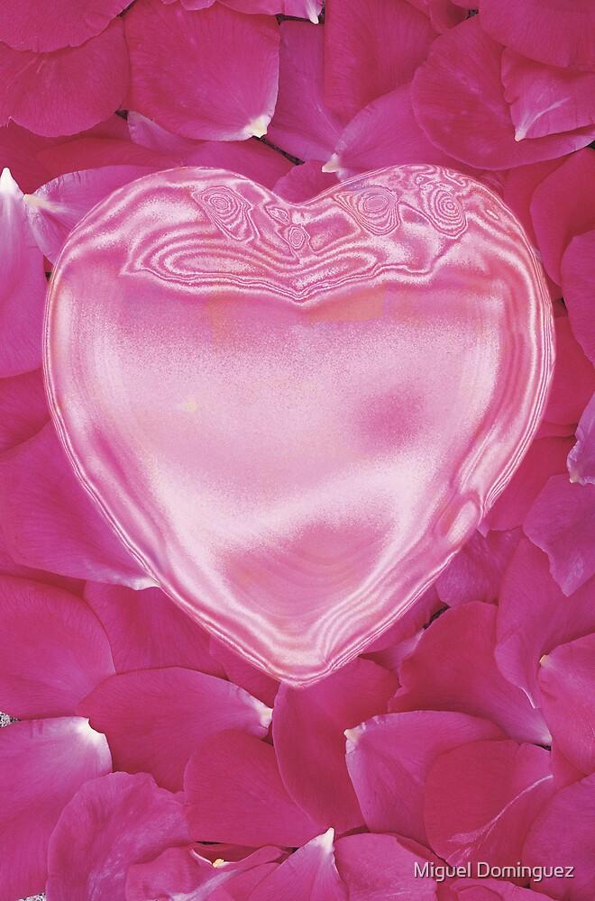 Satin Love by Miguel Dominguez