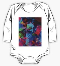 Jimmy Hendrix Abstract One Piece - Long Sleeve