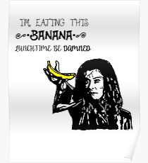 Dark Willow - Eat That Banana! Poster