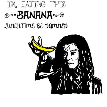 Dark Willow - Eat That Banana! by vaboredwoolf