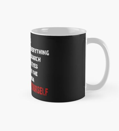 Think for yourself! Mug