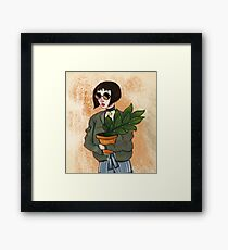 Mathilda Framed Print