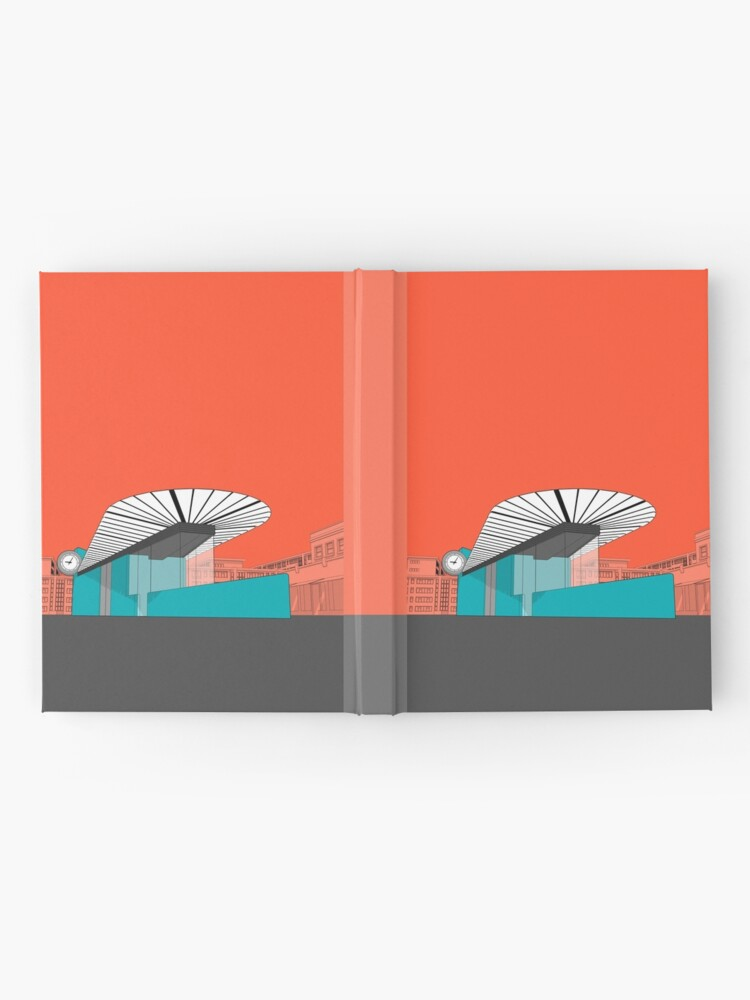 Alternate view of Turquoise Island Hardcover Journal