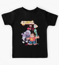 Steven universe and the gems Kids Clothes