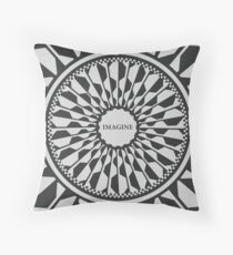 Imagine - Memorial Throw Pillow