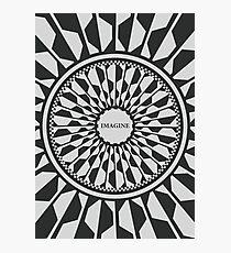 Imagine - Memorial Photographic Print