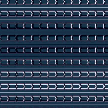 WEM-style vintage amplifier grill cloth by southpawmiller