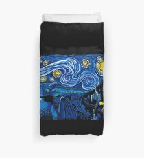 Starry Berk Duvet Cover