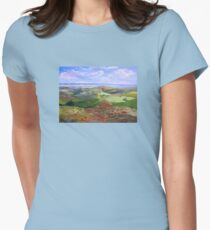 From Hancocks Lookout South Australia Women's Fitted T-Shirt