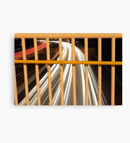 Daily Commute  Canvas Print