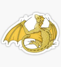 Protective Babies - Viserion Sticker