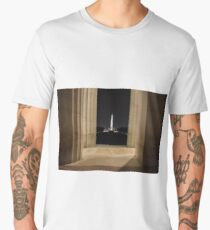 Washington Monument  Men's Premium T-Shirt