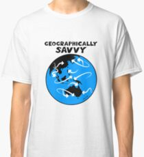 Geographically Savvy Classic T-Shirt
