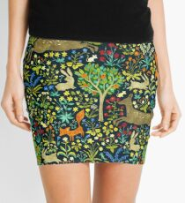 Arazzo Medievale Mini Skirt