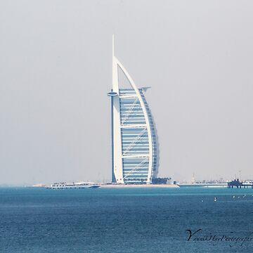 Burj Al Arab - Dubai - UAE by Photograph2u