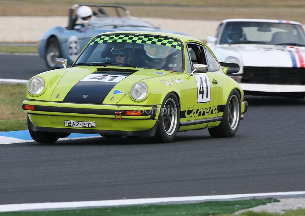 Porsche 911 by zoompix