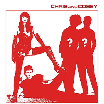 Chris & Cosey Red by SynthSkin
