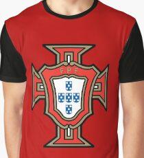 """Portugal National Team - FPF® """"Selecção"""" Graphic T-Shirt"""