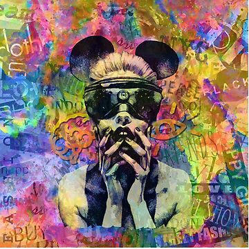 The Minds Eye by POPWORX