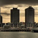 Docklands by Damien Pearse