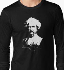 Mark Twain Signature Wear  Long Sleeve T-Shirt