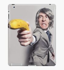 ANGRY Pop Art iPad Case/Skin