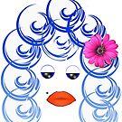 Curly Cue by Carla Jensen