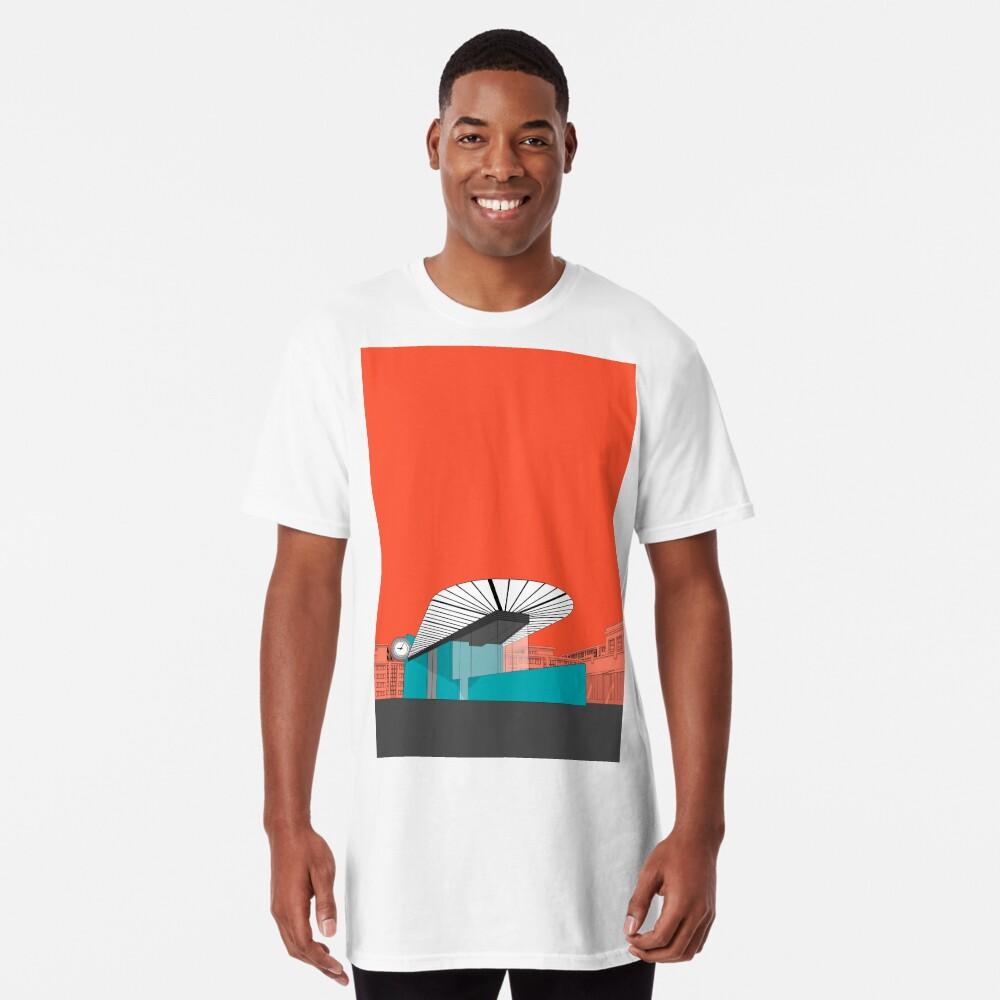 Turquoise Island Long T-Shirt