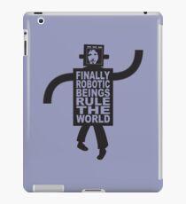 Robotic Beings - Bret iPad Case/Skin