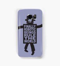 Robotic Beings - Bret Samsung Galaxy Case/Skin