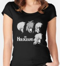 The holograms Women's Fitted Scoop T-Shirt