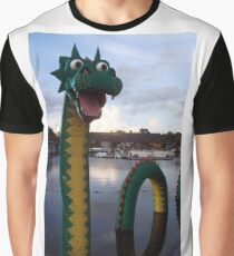 Lego Sea Monster Graphic T-Shirt