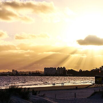 Montevideo by isapvx
