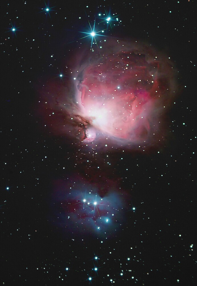 The Orion Nebula by B A Kingsley by BAKINGSLEY