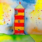 Lighthouse of Love by susiscauldron
