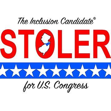 Stoler 4 Congress by izzywellman