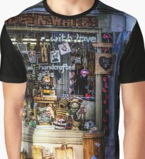 Made in Whitby Graphic T-Shirt