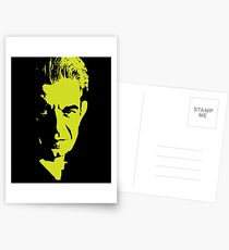 Yellow Lacan Postcards