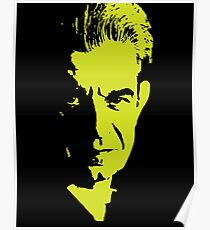 Yellow Lacan Poster