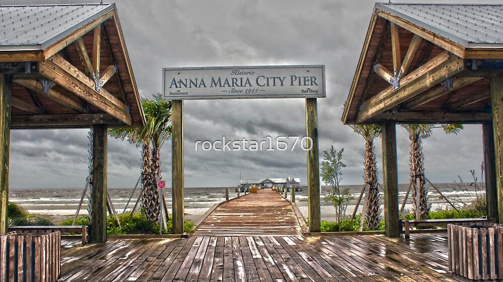 Anna Maria City Pier by rockstar1670