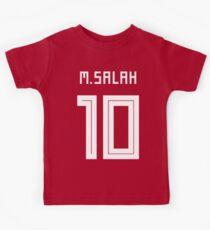 Mohamed Salah - 2018 World Cup (Egypt) Kids Tee