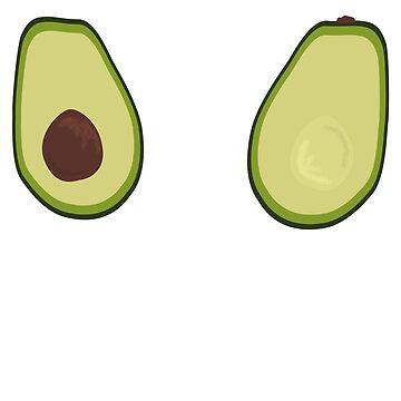 Avocado Titties by oison75
